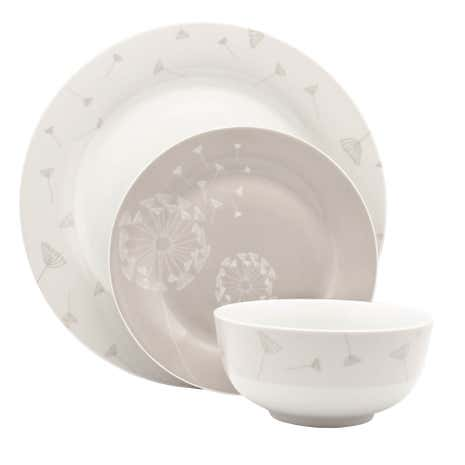 Dandelion 12 piece Dinner Set