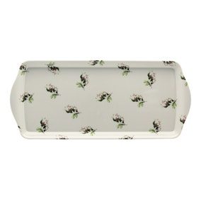 Vintage Floral Small Tray