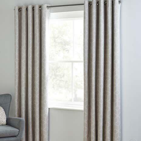 Eyelet Curtains | Ready Made Eyelet Curtains | Dunelm