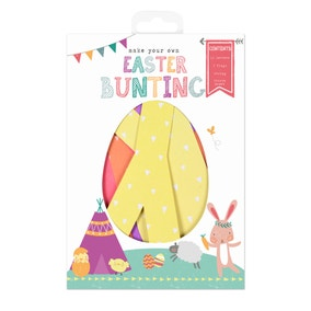 Make Your Own Easter Bunting