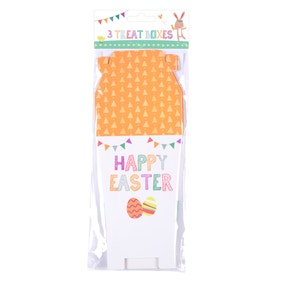 3 Easter Treat Boxes