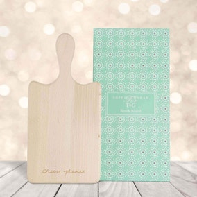 Sophie Conran Small 'Cheese Please' Serving Board