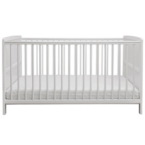Amberley White Cot Bed