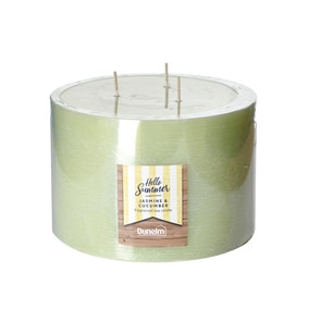 Jasmine and Cucumber 3 Wick Candle