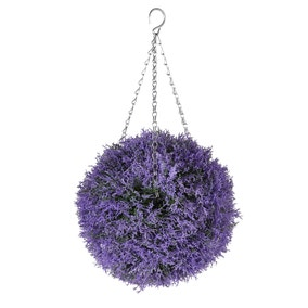 Heather Topiary Ball