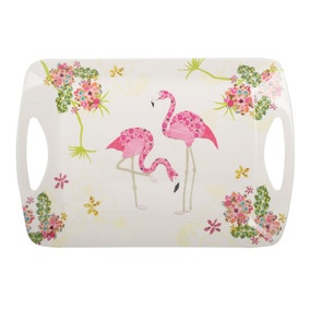 Flamingo Serving Tray