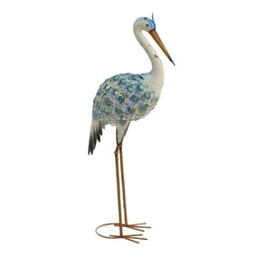Large Jewelled Heron