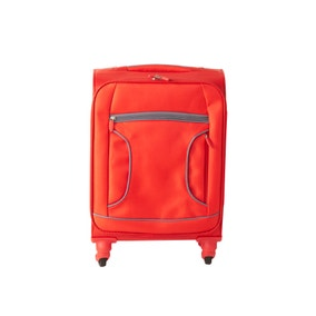 Lightweight Red 18 Inch Cabin Case