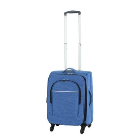 Two Tone Denim 18 Inch Cabin Case