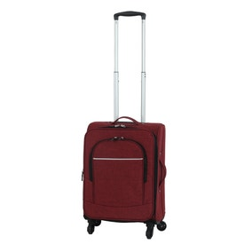 Two Tone Wine 18 Inch Cabin Case