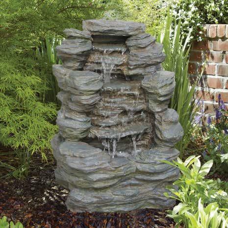 Slate Effect Water Fountain