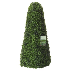 Leaf Effect Topiary Obelisk