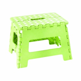 Small Lime Step Stool