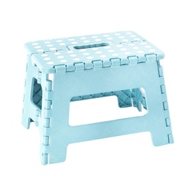 Small Duck Egg Blue Step Stool