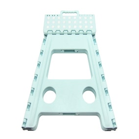 Large Duck Egg Blue Step Stool