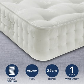 Signature 1800 Pocket Mattress