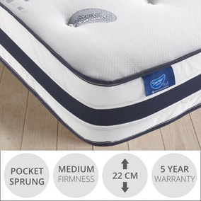 Matrah Gel Pocket Mattress