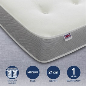 Sofia Memory Foam Mattress