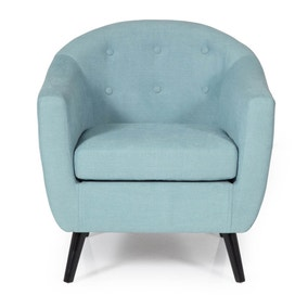 Evie Fabric Tub Chair