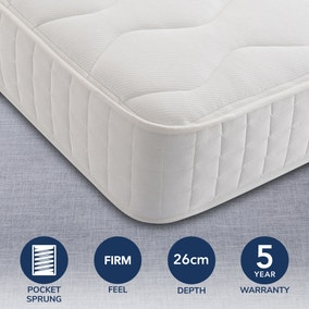 Silentnight Memory Pocket 1000 Mattress