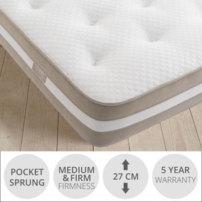 Silentnight Sofia Mirapocket 1200 Mattress