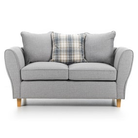 Ashbourne Fabric 2 Seater Sofa. loz_exclusively_online