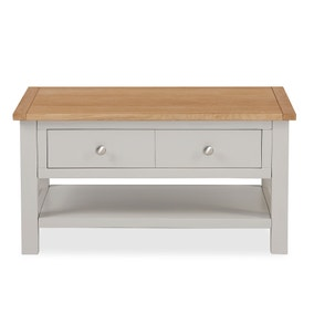 Bromley Grey Coffee Table