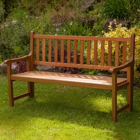 St Andrews 2 Seat Folding Bench