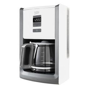 Beko Sense White Digital Coffee Machine