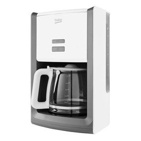Beko Sense White Coffee Machine