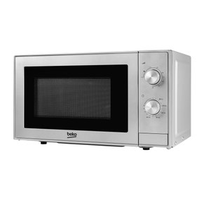 Beko Silver 700W Microwave with Grill