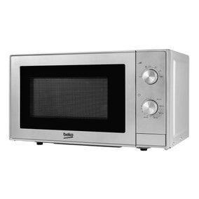 Beko Silver 700w Compact Microwave