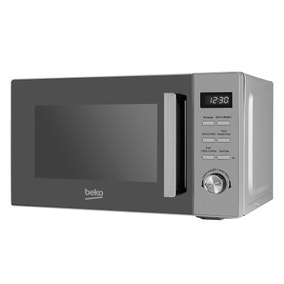 Beko Stainless Steel 800w Compact Microwave