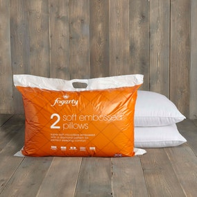 Fogarty Soft Embossed Pillow Pair