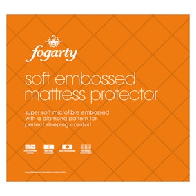 Fogarty Soft Embossed Mattress Protector