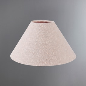 Brixham Blush Tapered Shade