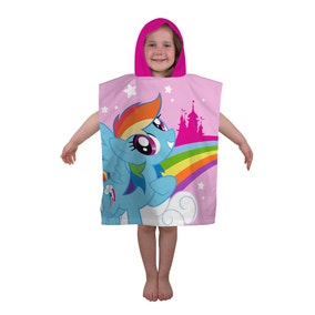 My Little Pony Equestria Poncho
