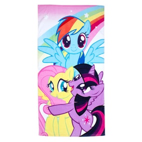 My Little Pony Equestria Towel