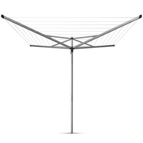 Brabantia Rotary Compact 50 Metre 4 Arm Airer