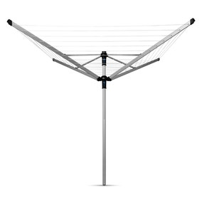 Brabantia 60 Metre 4 Arm Liftomatic Rotary Airer