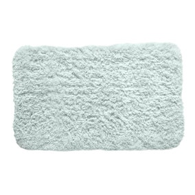 Sakura Blue Bath Mat