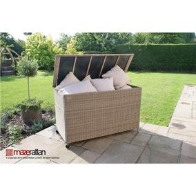 rattan outdoor furniture covers. maze rattan winchester outdoor storage box furniture covers