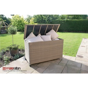 Maze Rattan Winchester Outdoor Storage Box