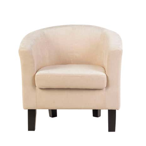 Merrion Ivory Tub Chair