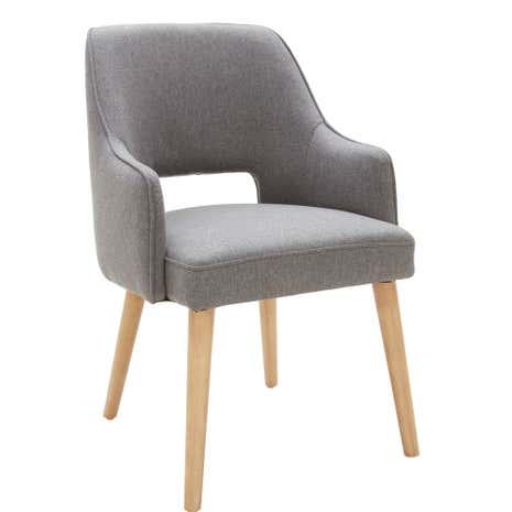 Drake Charcoal Chair