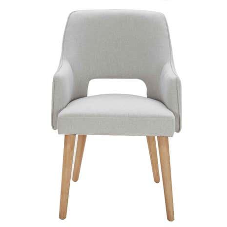 Drake Silver Chair