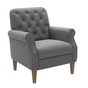 meredith charcoal chair