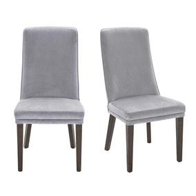 Thor Pair of Natural Chairs