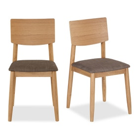 Hansen Pair of Dining Chairs