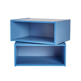 Alton Blue Set of 2 Colour Boxes